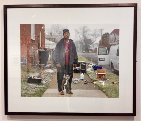Calvin, Eastside, Detroit 2011