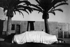 Frank - Covered car -Long Beach, California