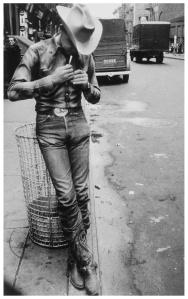 Frank - Rodeo-New York City