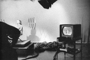 Frank - Television Studio-Burbank, California