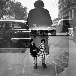 Maier-Self Portrait, 1954
