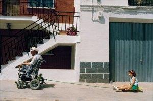 Hara - wheelchair and skateboard