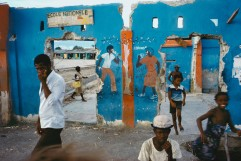Alex Webb - Port-au-Prince, Haiti, 1986
