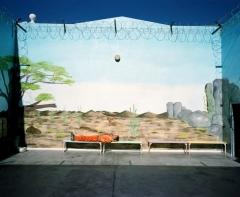 Mikhael Subotzky - Jaco, Beaufort West Prison, 2006