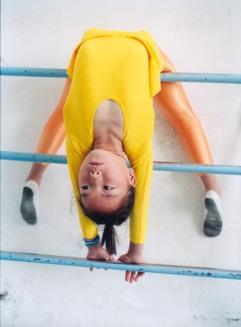 Van Duyvendijk - Contotionist, Ulanbaataar, 2004